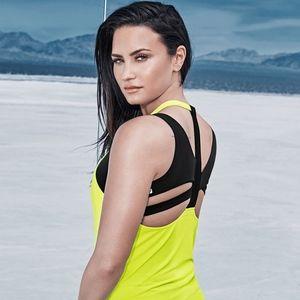 NWT Demi Lovato Fabletics Tank Top